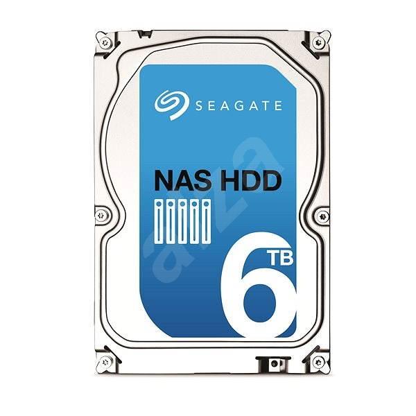 Seagate NAS HDD 6000 GB - Festplatte