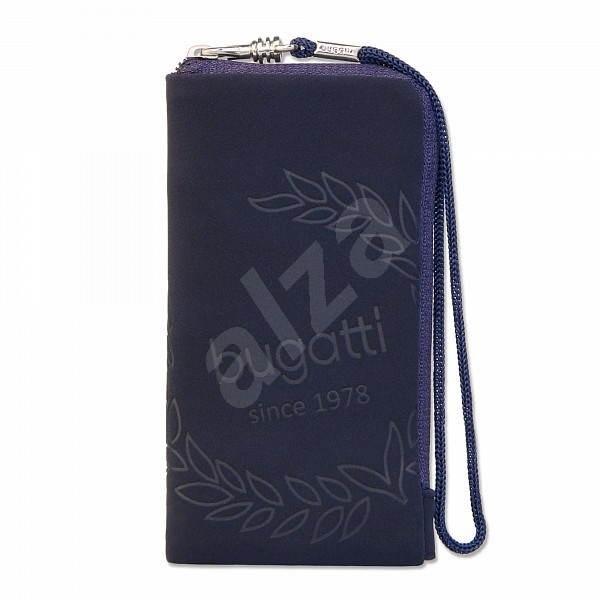 Bugatti Soft Case M blue - Handyhülle