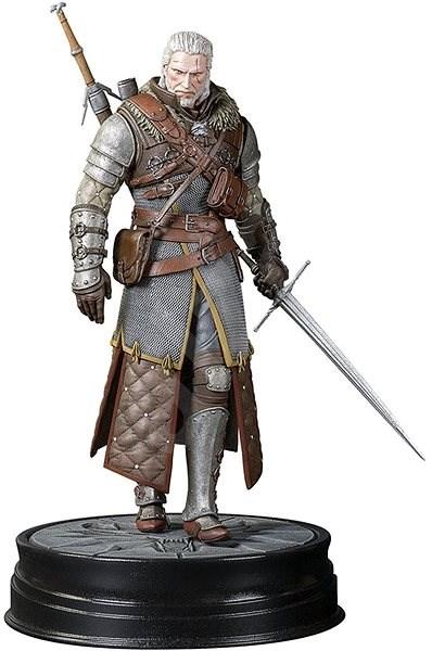 The Witcher 3: Wilde Jagd - Geralt Großmeister Ursine Armor - Figur ...