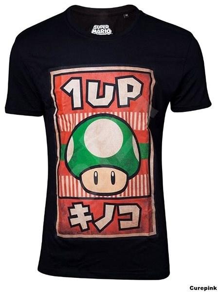 1-UP Mushroom - T-Shirt L - T-Shirt