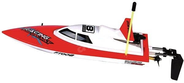 RC Schiff 280 rot - RC Modell