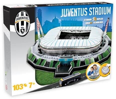 3d Puzzle Nanostad Italien Juve Juventus Stadion Fussball Stadion