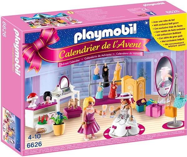 Nerf Weihnachtskalender.Playmobil 6626 Adventskalender Ankleidespaß Für Die Große Party