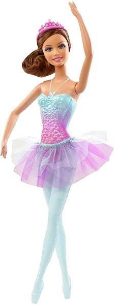 Barbie Braunen Haaren Ballerina Puppe Alzaat