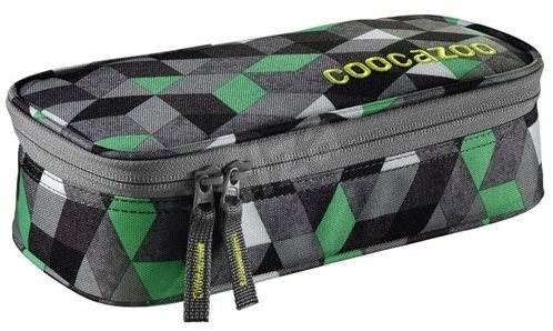 großer Rabatt lässige Schuhe auf Füßen Bilder von CoocaZoo PencilDenzel Crazy Cubes Grün - Federmäppchen | Alza.at