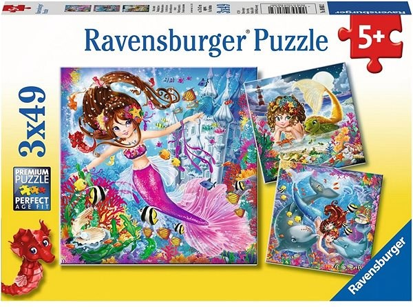 Ravensburger 080632 Seefeen - Puzzle