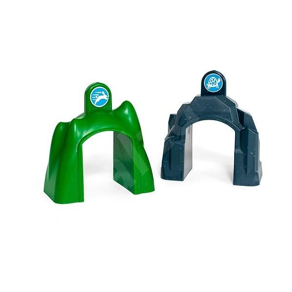 Brio World 33935 Smart Tech Action Tunnel Beschleunigung und Verzögerung - Modelleisenbahn