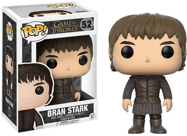 Funko Pop TV: S7 - Bran Stark - Figur