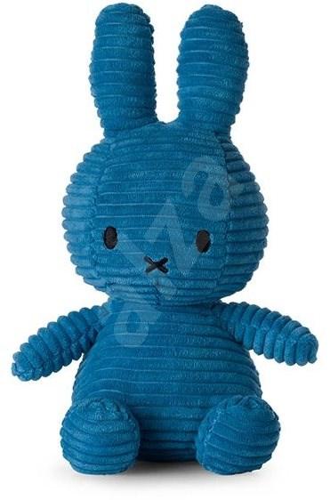 Miffy Corduroy Aviator Blue - Stoffspielzeug