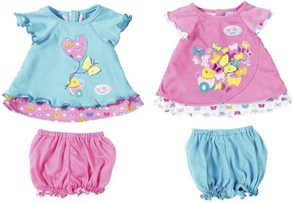 BABY Born Babykleidchen Schmetterling 1 Stück - Zubehör für Puppen