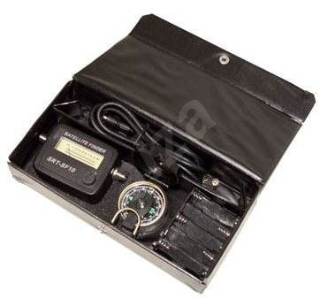 Satfinder Set - Satelliten-Signalstärkeindikator, Audio-Alarm, F ...