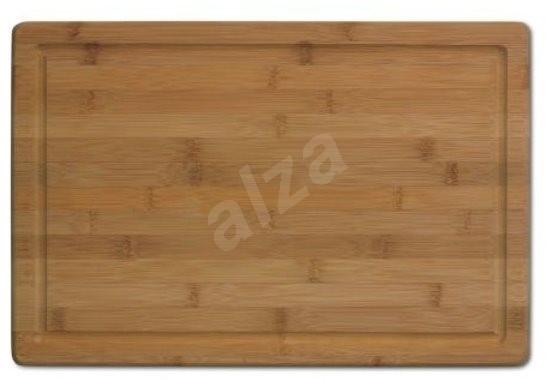 Kela Hackbrett KATANA bambus 45x30x2 cm - Schneidplatte