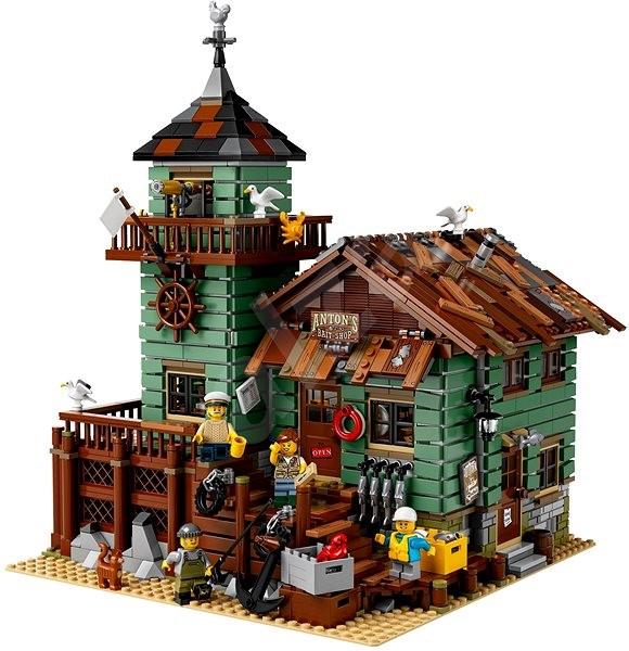 LEGO Ideas 21310 Alter Angelladen - Baukasten
