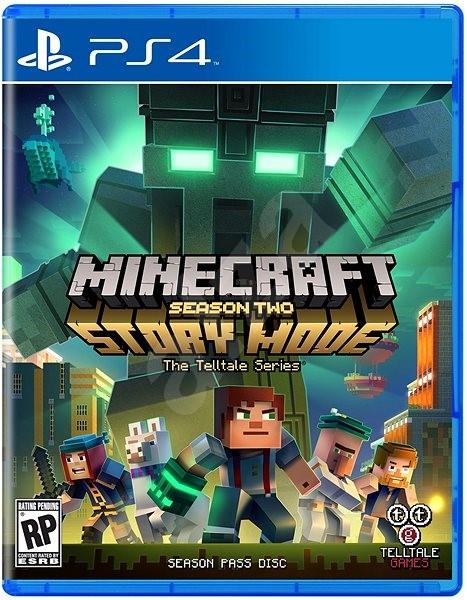 Minecraft Story Mode Season PS Spiel Für Die Konsole Alzaat - Minecraft spiele ps4
