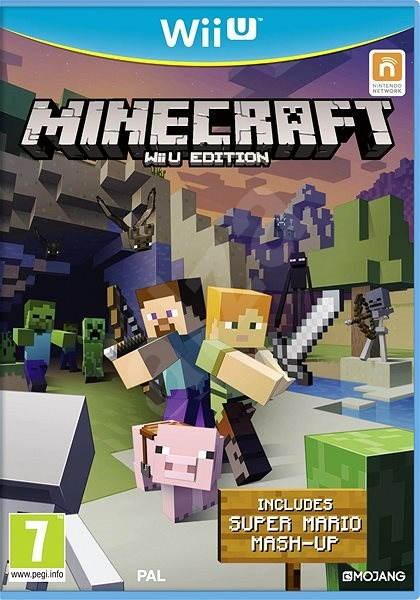 Minecraft Wii U Spiel Für Die Konsole Alzaat - Minecraft hyperion spielen