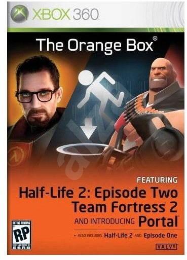 Xbox 360 - The Orange Box - Konsolenspiel