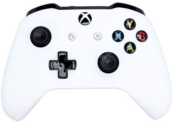Xbox One Wireless Controller White - Gamepad | Alza.at