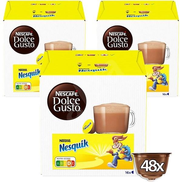 Nescafe Dolce Gusto Nesquik 16 Stuck X 3 Kaffeekapseln Alza At
