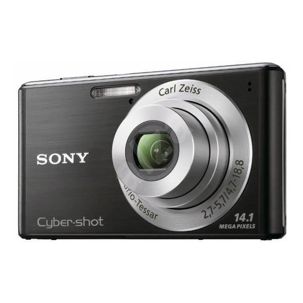 SONY CyberShot DSC-W530B black - Digital Camera