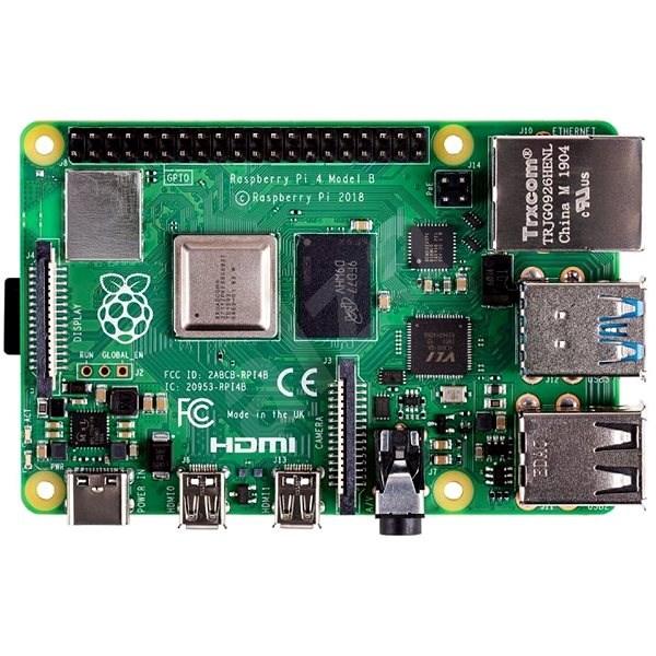 Raspberry Pi 4 Model B - 2 GB RAM - Mini-PC
