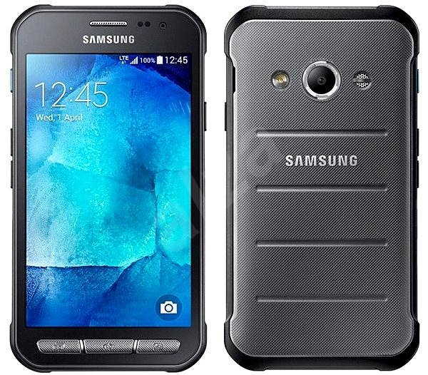 Samsung Galaxy Xcover 3 VE Silber - Handy