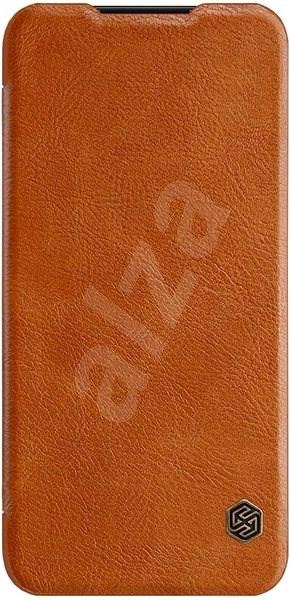 Nillkin Qin Book für Xiaomi Redmi Note 7 Brown - Handyhülle