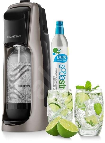 SodaStream Jet Premium Titan - Soda-Maker