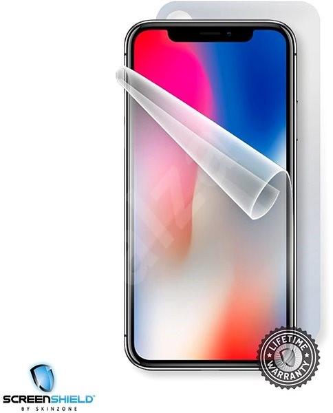 Screenshield APPLE iPhone X für den ganzen Körper - Schutzfolie