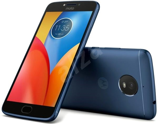 Motorola Moto E4 Oxford Blue - Handy