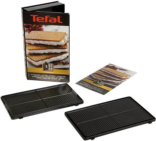 Tefal Snack Collection Waffers Box - Zubehör