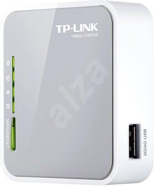Tp Link Tl Mr3020 3g Usb Modem Sim T Mobile S Kreditem 899kč