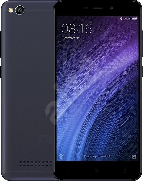 Xiaomi Redmi 4A LTE 16GB Grey - Handy