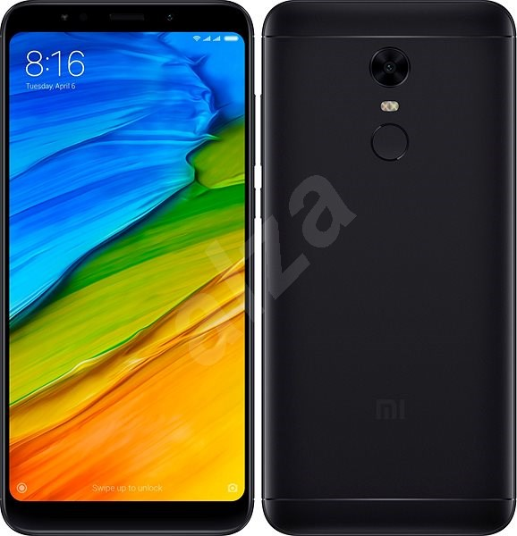 Xiaomi Redmi 5 Plus 64GB LTE Black