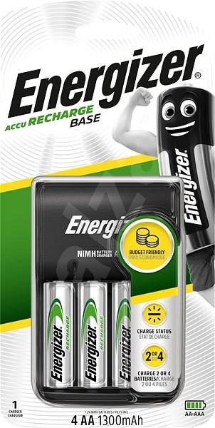 Energizer Base + 4AA Universal 1300 mAh