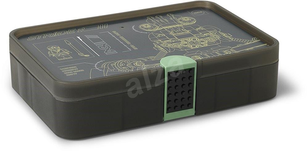 lego ninjago aufbewahrungsbox mit f chern army green aufbewahrungsbox. Black Bedroom Furniture Sets. Home Design Ideas